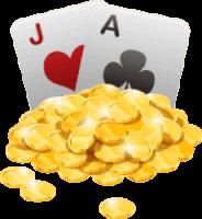 hoog inzetten blackjack