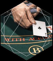 kaartspel casino